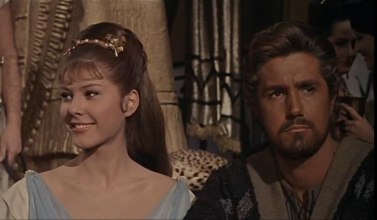 Sodome et Gomorrhe- 1962- Robert Aldrich et Sergio Leone  Claudi10