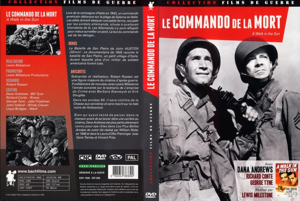 Le Commando de la mort. A Walk in the Sun. 1945. Lewis Milestone. Comman11