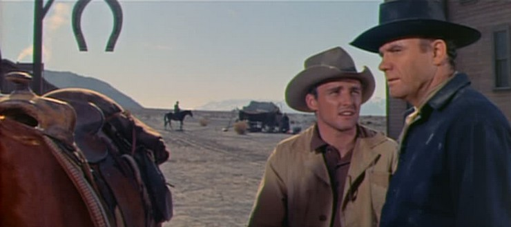 La fureur des hommes-From hell to Texas- 1958- Henry Hathaway Critiq11