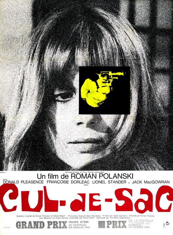 Cul-de-sac. 1966. Roman Polanski. Cul-210