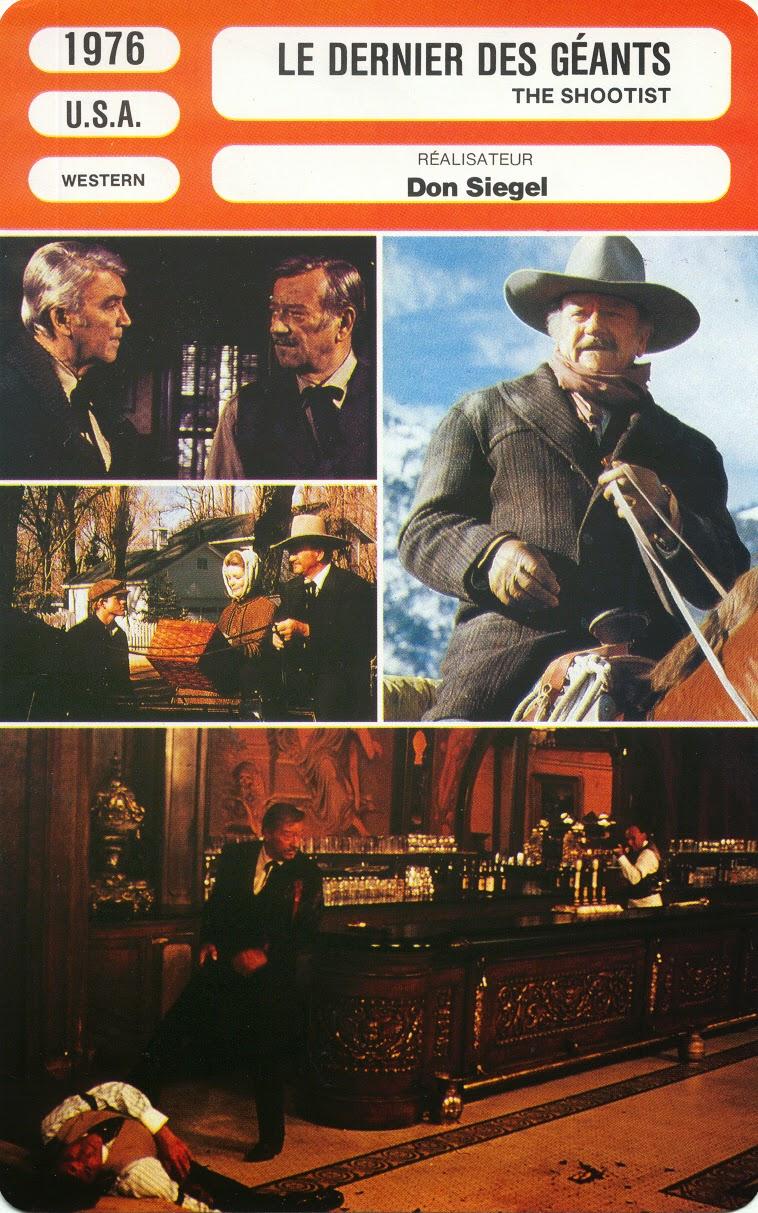 Le dernier des géants - The Shootist - 1976 - Don Siegel Dernie10