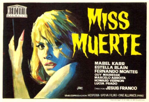Le diabolique Docteur Z - Miss Muerte - 1966 - Jesus Franco  Diabol10