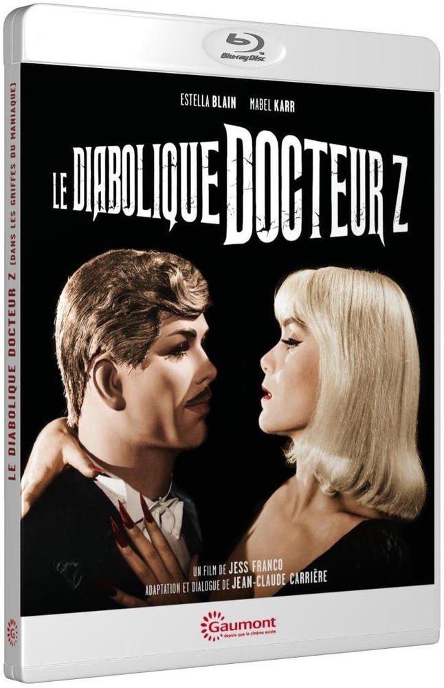 Le diabolique Docteur Z - Miss Muerte - 1966 - Jesus Franco  Diabol11