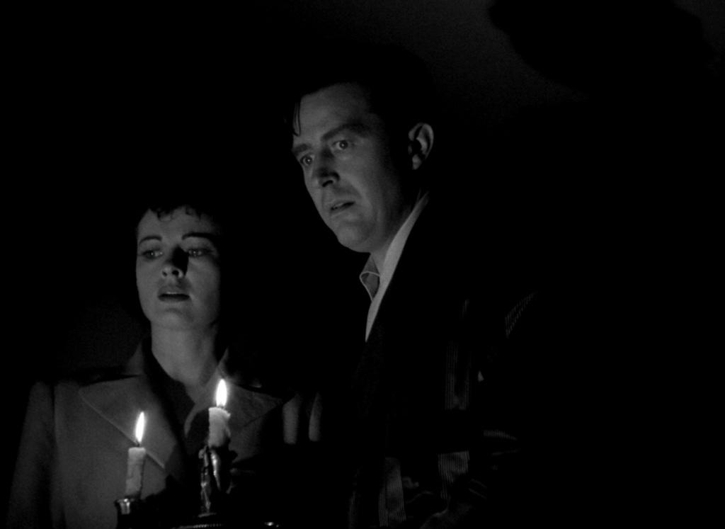 La Falaise mystérieuse. The Uninvited. 1944. Lewis Allen. Disque11