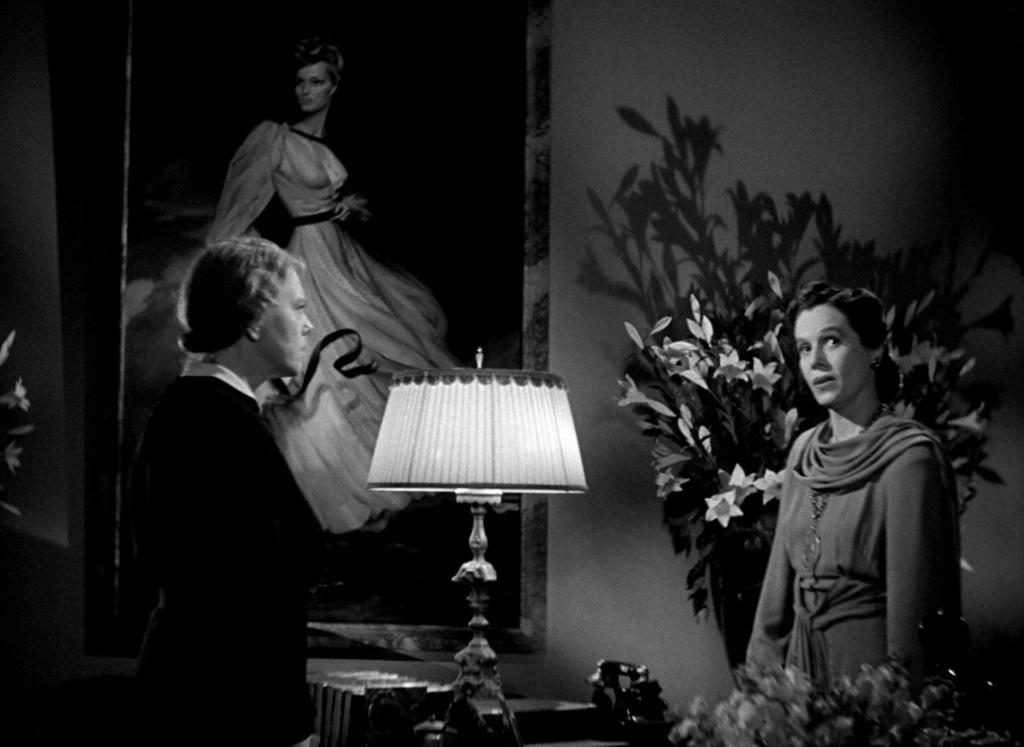 La Falaise mystérieuse. The Uninvited. 1944. Lewis Allen. Disque12