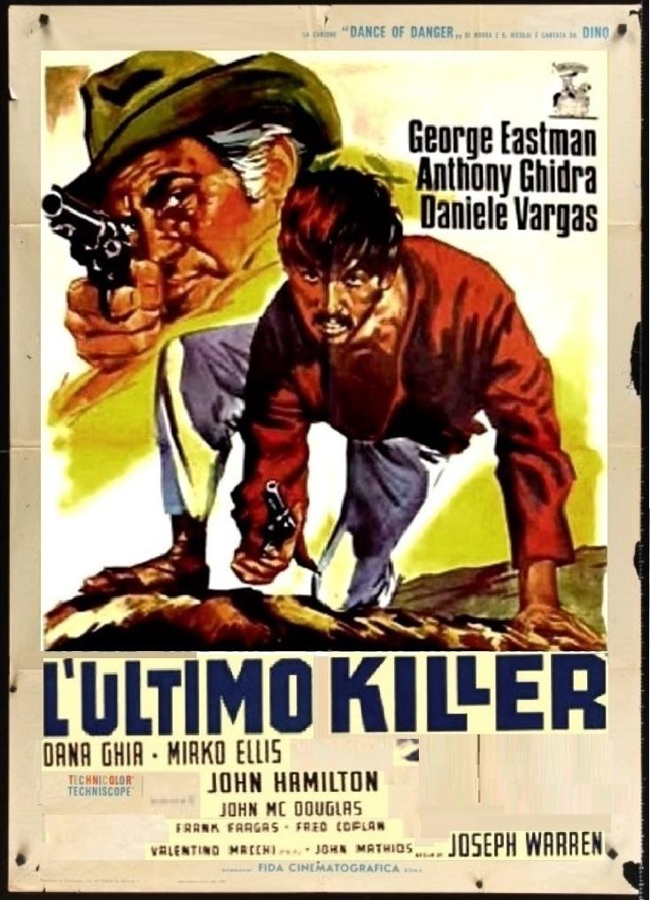 Le Dernier Tueur - L'ultimo Killer - 1967 - Giuseppe Vari Django10