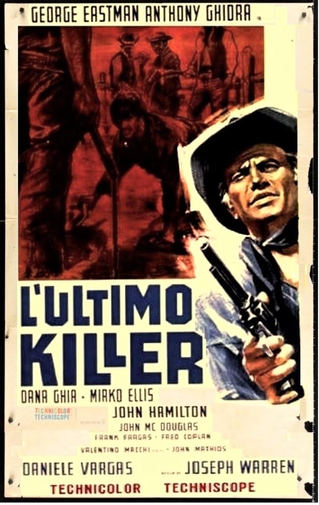 Le Dernier Tueur - L'ultimo Killer - 1967 - Giuseppe Vari Django11