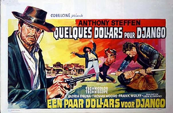 Quelques Dollars pour Django - Pochi dollari per Django  - 1966 - Leon Klimosky - Page 2 Dollar13