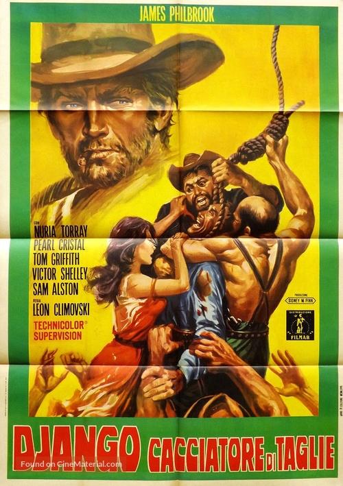 2.000 dolares por Coyote / Django cacciatore di taglie . 1966 . Leon Klimovsky  . Dos-mi10