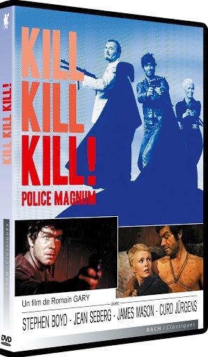 Kill. 1971. Romain Gary. Dvd10