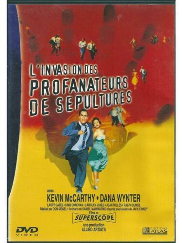 L'Invasion des profanateurs de sépultures. Invasion of the Body Snatchers. 1956. Don Siegel. Dvd11