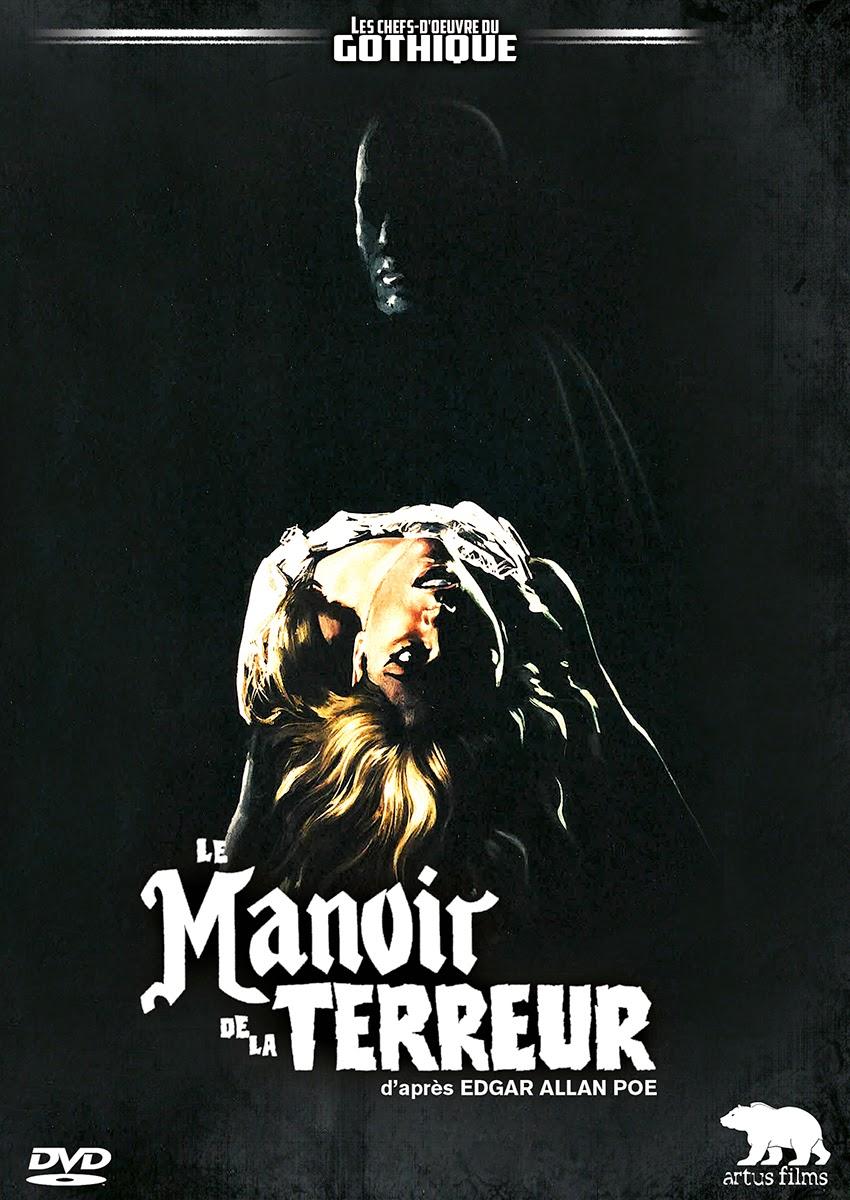 Le manoir de la terreur - 1963 -  Alberto de Martino Dvd13