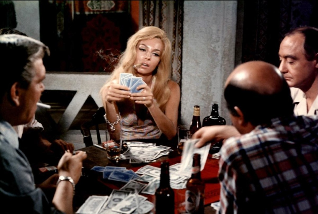 Soleil Noir - 1966 - Denys de La Patellière E2f9a810