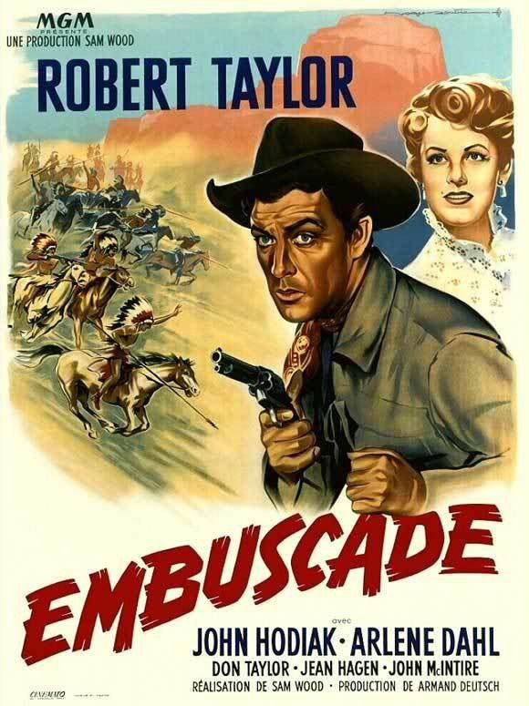 Embuscade - Ambush - 1950 - Sam Wood Embusc10