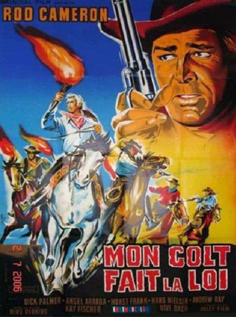 Mon Colt fait la loi - Le pistole non discutono - Mario Caiano - 1963 - Page 2 En121410