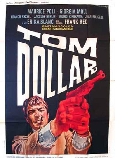 Tom Dollar. Tom Dollar. 1967.  Marcello Ciorciolini. En131710