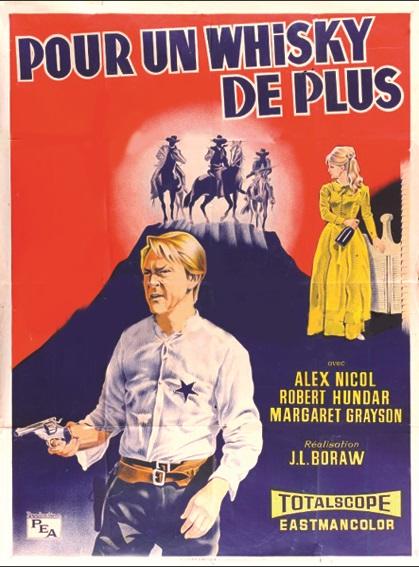 Pour un whisky de plus . Cavalca e uccidi. 1963 . Jose Luis Borau . En133510