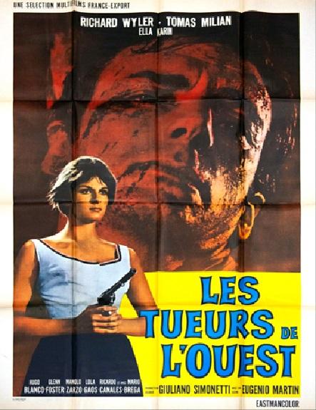 Les tueurs de l'Ouest - El precio de un hombre -  1966 - Eugenio Martin - Page 2 En134313