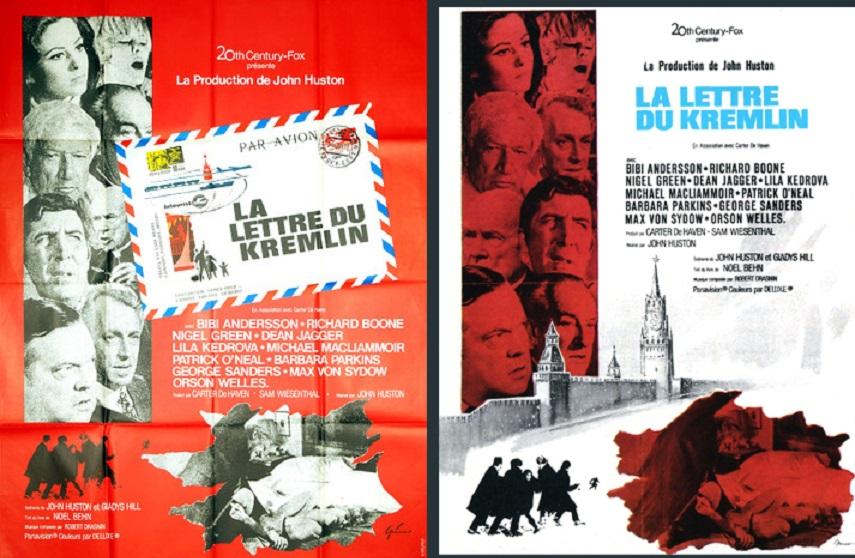 La Lettre du Kremlin - The Kremlin Letter - 1969 - John Huston En139310