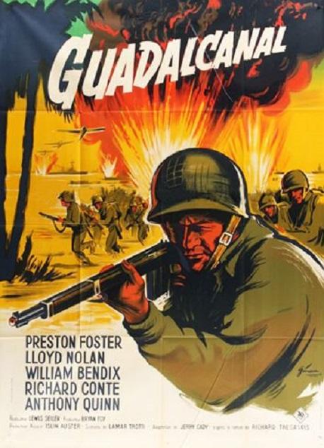 Guadalcanal - Guadalcanal Diary - 1943 - Lewis Seiler En429410