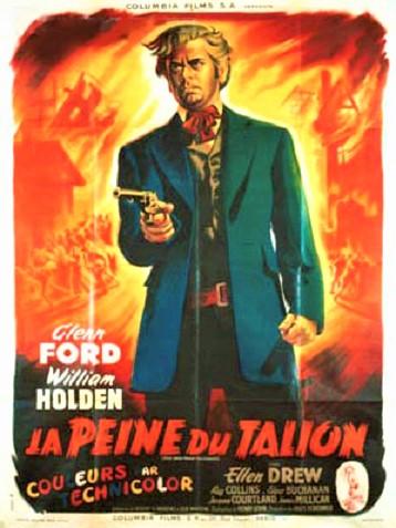 La Peine du Talion.  The Man from Colorado. 1948. Henry Levin. En581210