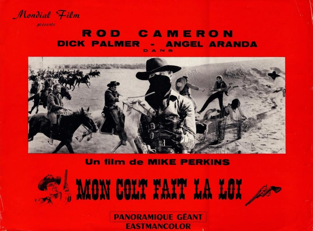 Mon Colt fait la loi - Le pistole non discutono - Mario Caiano - 1963 - Page 2 Encycl10