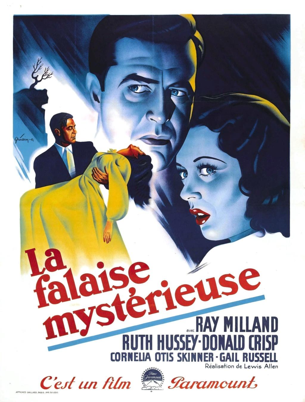 La Falaise mystérieuse. The Uninvited. 1944. Lewis Allen. Falais10