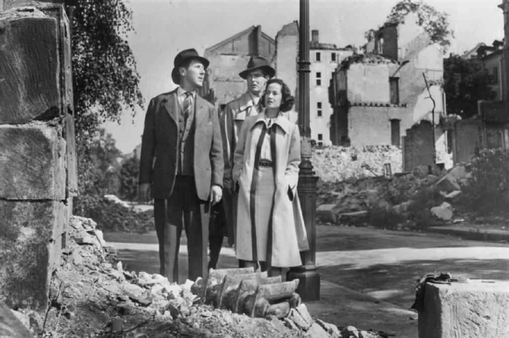 Berlin Express. 1948. Jacques Tourneur. Film-b10
