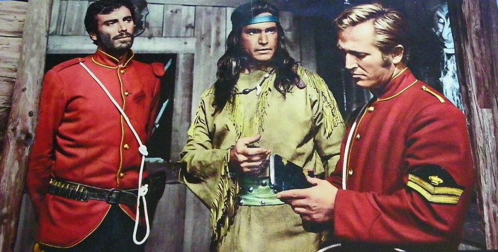 Sang et Or - Frontera al Sur [Kitosch, l'uomo che veniva dal Nord] (1966) - José Luis Merino [Joseph Marvin] - Page 2 Fotobu10