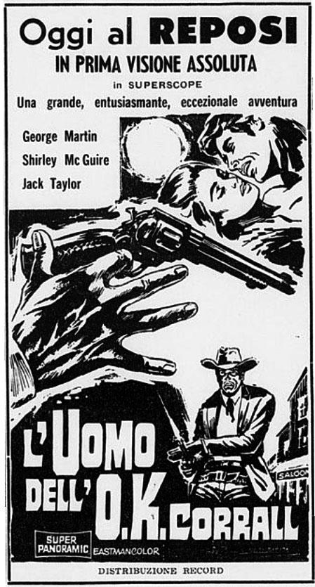 Billy le Kid ( Fuera de la ley ) .1963 . Leon Klimovsky. Fuera_10