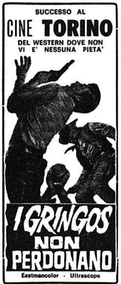 Les Aigles Noirs de Santa Fe. Die schwarzen Adler von Santa Fe. 1964. Ernst Hofbauer et Alberto Cardone. I-grin11