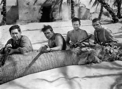 La Patrouille perdue. The Lost Patrol. 1934. John Ford. I10
