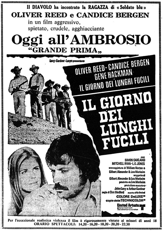 Les Charognards - The Hunting Party - 1971 - Don Medford Il-gio10