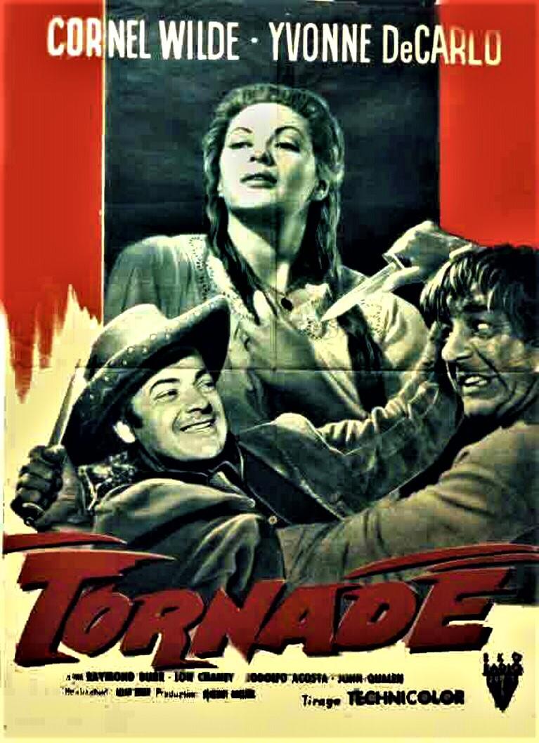 Tornade - Passion - Allan Dwan - 1954 Iugl810