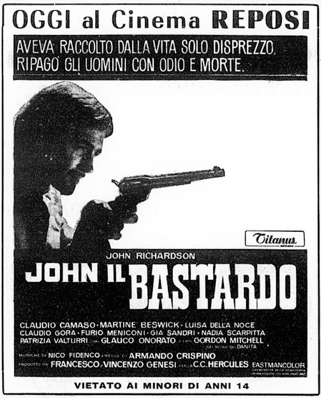 Johnny le bâtard - John il bastardo - 1967 - Armando Crispino John-i10