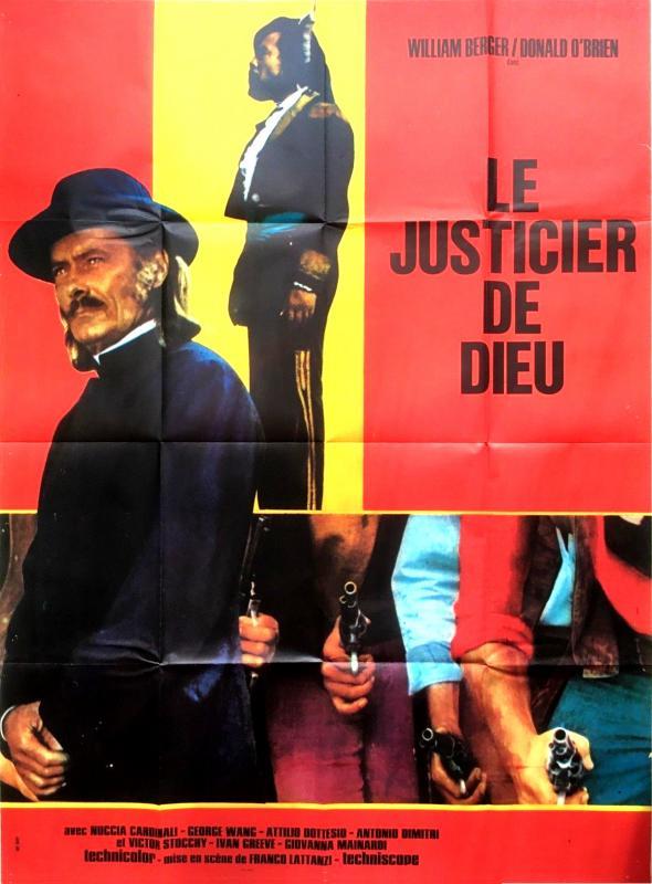 Le justicier de Dieu ( Il giustiziere di Dio ) -1972 - Franco Lattanzi Justdi10
