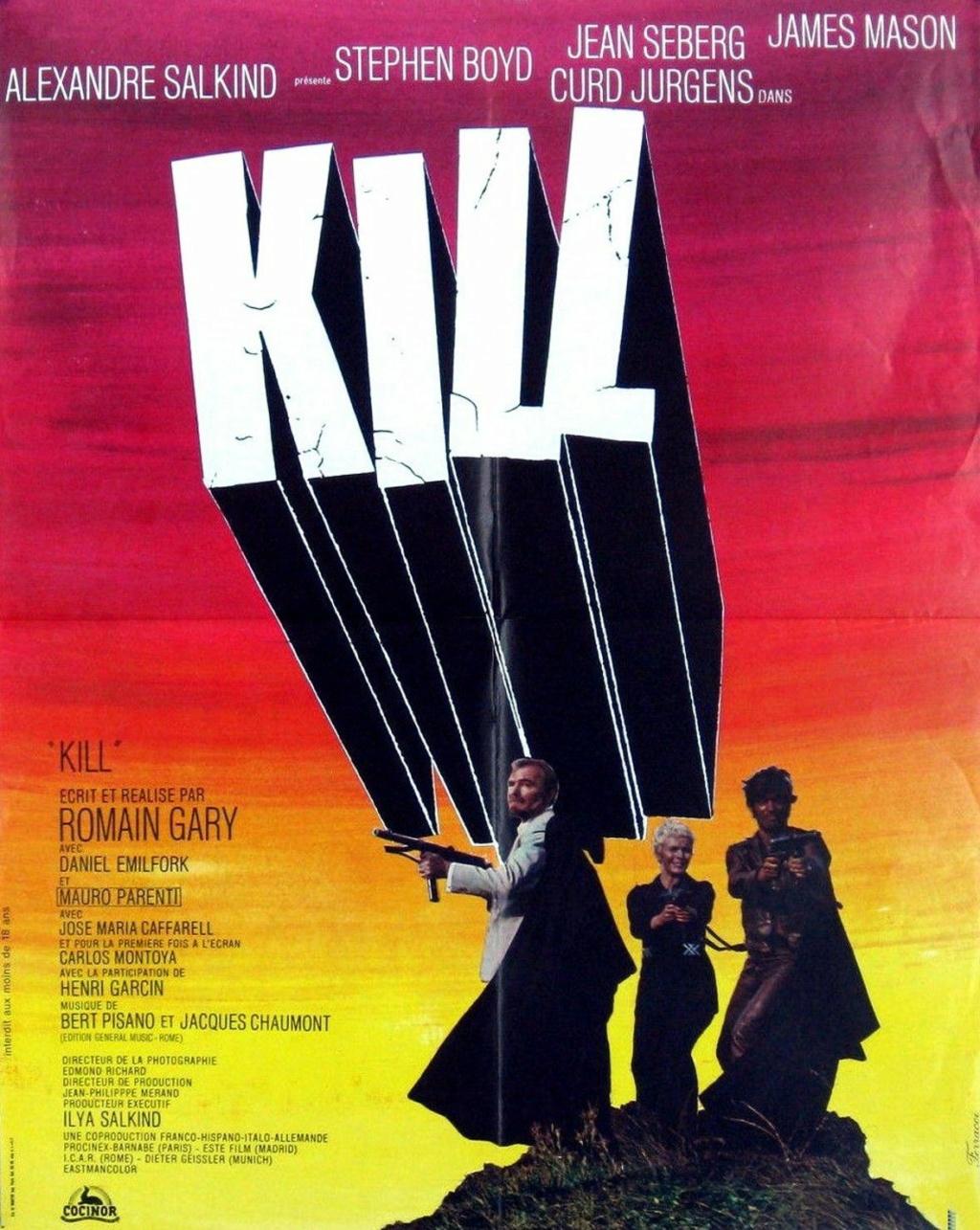 Kill. 1971. Romain Gary. Kill10