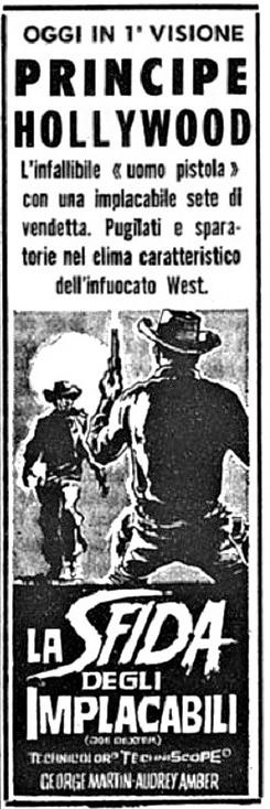 Le défi des implacables . ( Oeste Nevada Joe ) . 1964 . Ignacio F. Iquino . - Page 2 La-sfi10
