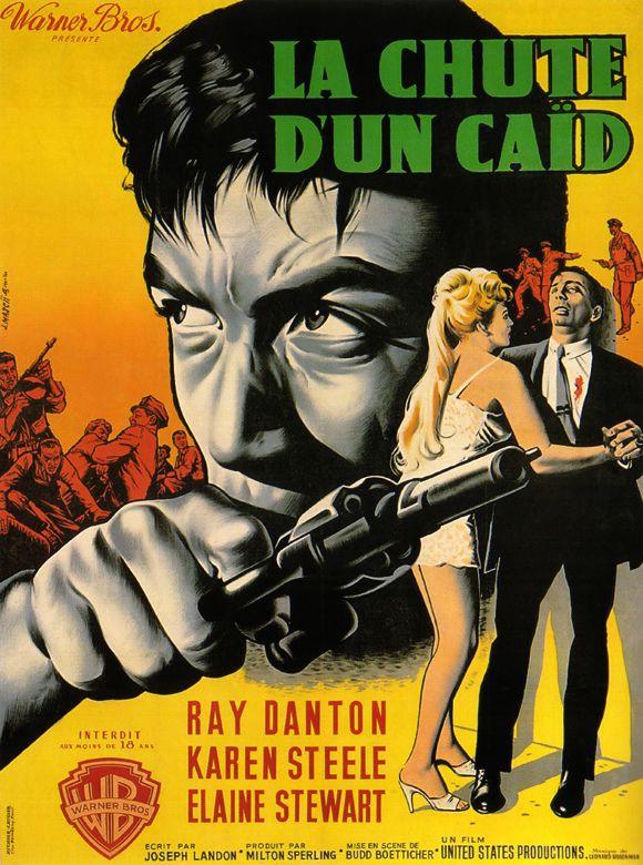 La Chute d'un Caïd - The Rise and Fall of Legs Diamond - 1960 - Budd Boetticher La_chu10