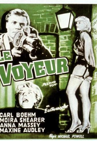 Le Voyeur. Peeping Tom. 1960. Michael Powell. Le-voy10