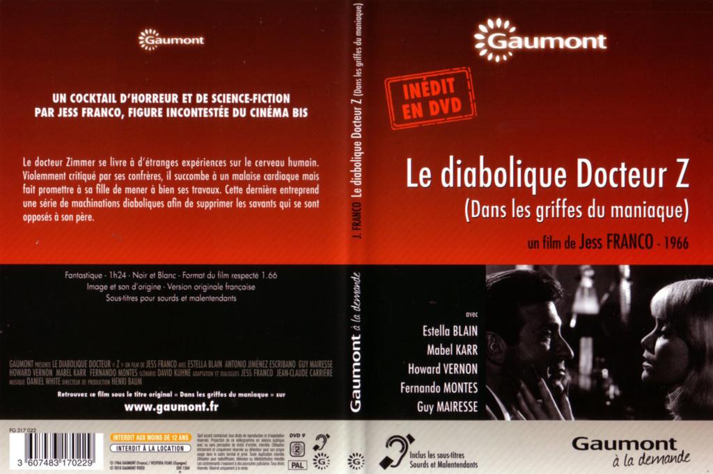 Le diabolique Docteur Z - Miss Muerte - 1966 - Jesus Franco  Le_dia10