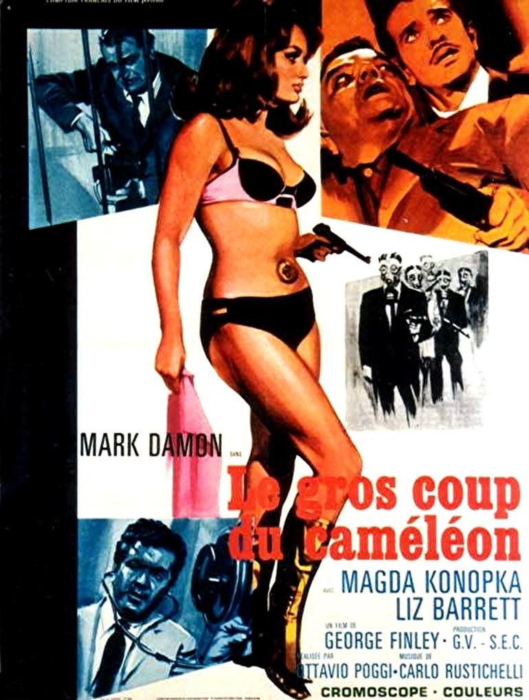 Le Gros coup du Caméléon (George FINLEY) 1965 Le_gro10