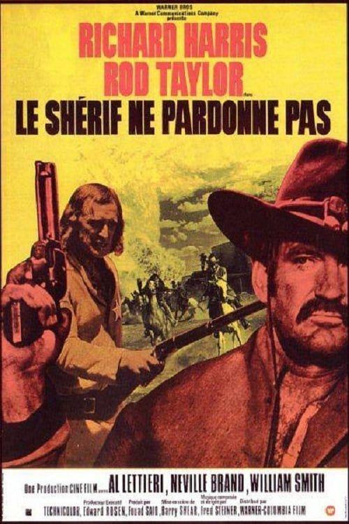 Le Shérif ne Pardonne pas - The Deadly Trackers - 1973 - Barry Shear Le_she10