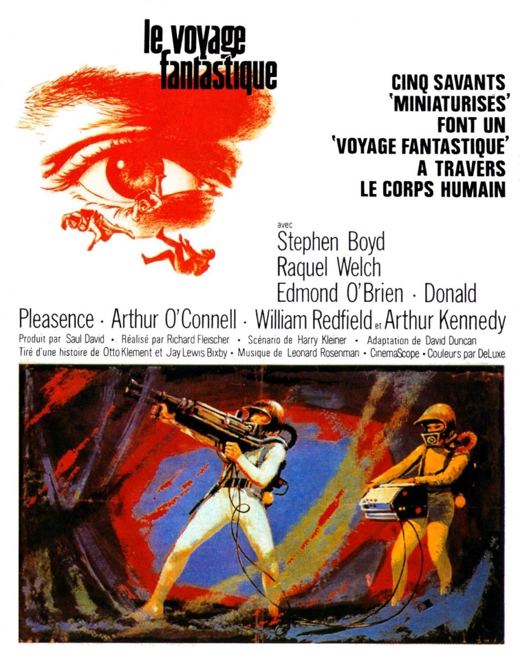Le Voyage fantastique. Fantastic Voyage. 1966. Richard Fleischer. Le_voy10