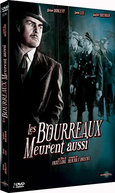 Les Bourreaux meurent aussi. Hangmen Also Die! 1943. Fritz Lang. Les-bo10