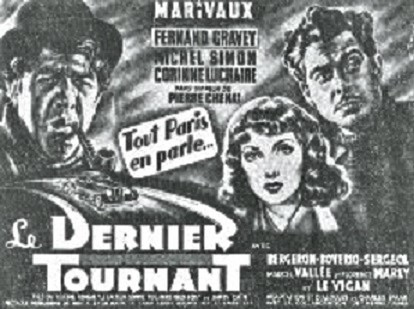 Le Dernier Tournant. 1939. Pierre Chenal. Luchai10
