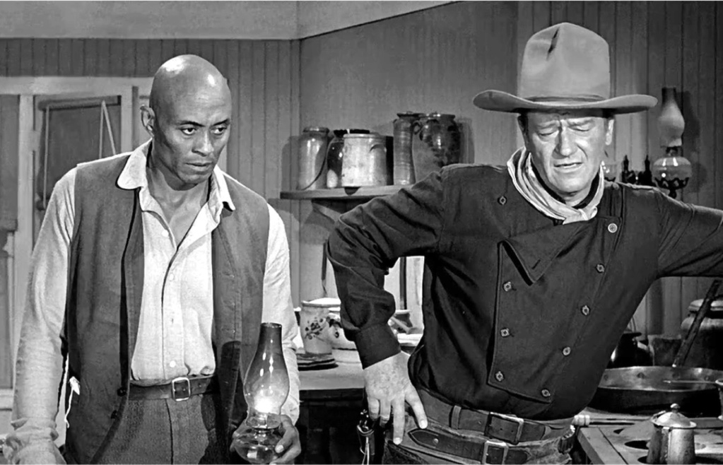 [Second rôle] Woody Strode Man-wh10