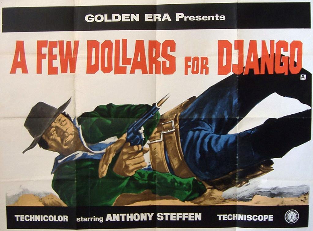 Quelques Dollars pour Django - Pochi dollari per Django  - 1966 - Leon Klimosky - Page 2 Mv5bmt10
