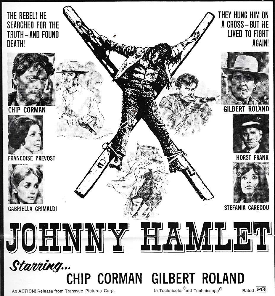 Django porte sa croix - Quella sporca storia del West - Enzo G. Castellari - 1968 Mv5bog10