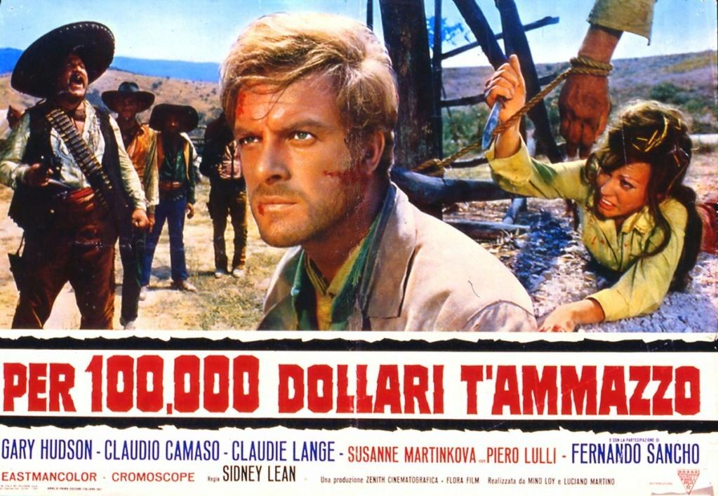Le Jour de la Haine - Per 100 000 dollari t'ammazzo - 1967 - Giovanni Fago - Page 2 Mv5bym12